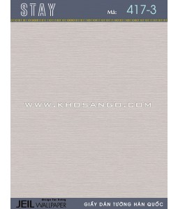 Paper Paste Wall STAY 417-3