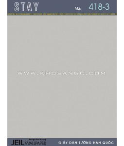 Paper Paste Wall STAY 418-3