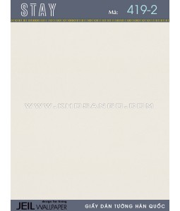 Paper Paste Wall STAY 419-2