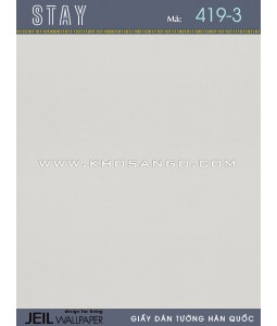 Paper Paste Wall STAY 419-3