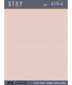 Paper Paste Wall STAY 419-4
