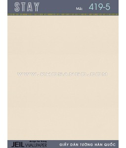 Paper Paste Wall STAY 419-5