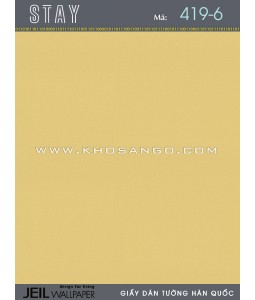 Paper Paste Wall STAY 419-6