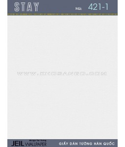 Paper Paste Wall STAY 421-1