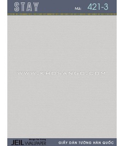 Paper Paste Wall STAY 421-3