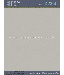 Paper Paste Wall STAY 423-4