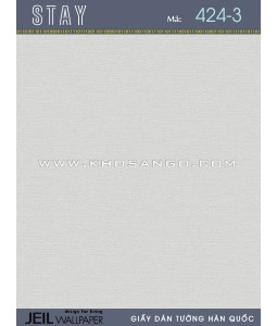 Paper Paste Wall STAY 424-3
