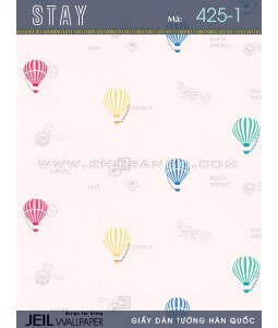 Paper Paste Wall STAY 425-1