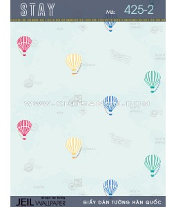 Paper Paste Wall STAY 425-2