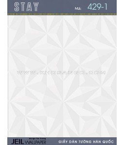 Paper Paste Wall STAY 429-1
