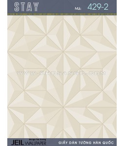 Paper Paste Wall STAY 429-2
