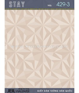 Paper Paste Wall STAY 429-3