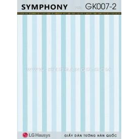 Giấy Dán Tường SYMPHONY GK007-2