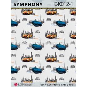 Giấy Dán Tường SYMPHONY GK012-1