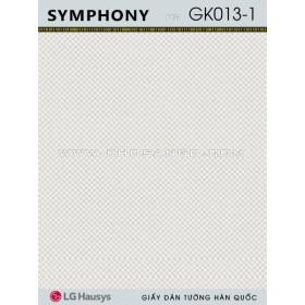 Giấy Dán Tường SYMPHONY GK013-1