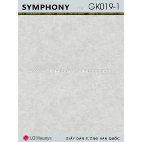 Giấy Dán Tường SYMPHONY GK019-1