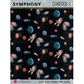 Giấy Dán Tường SYMPHONY GK022-1