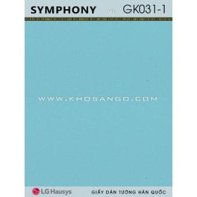 Giấy Dán Tường SYMPHONY GK031-1