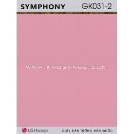 Giấy Dán Tường SYMPHONY GK031-2