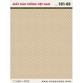 Giấy dán tường Việt Nam 101-03