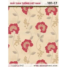 Giấy dán tường Việt Nam 101-17