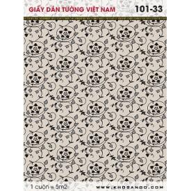 Giấy dán tường Việt Nam 101-33
