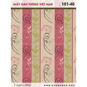 Giấy dán tường Việt Nam 101-40