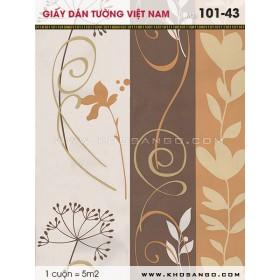 Giấy dán tường Việt Nam 101-43