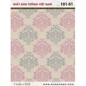 Giấy dán tường Việt Nam 101-51