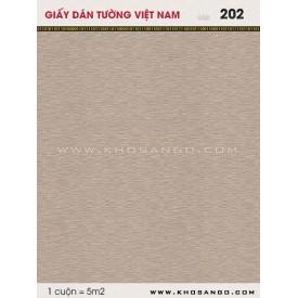 Giấy dán tường Việt Nam 202