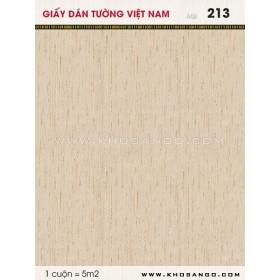 Giấy dán tường Việt Nam 213