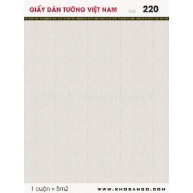 Giấy dán tường Việt Nam 220