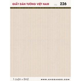 Giấy dán tường Việt Nam 226