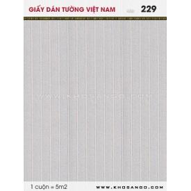 Giấy dán tường Việt Nam 229