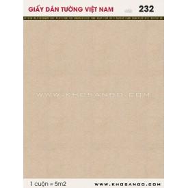 Giấy dán tường Việt Nam 232