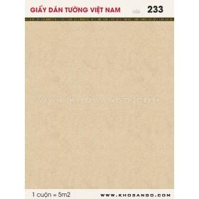Giấy dán tường Việt Nam 233