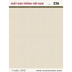 Giấy dán tường Việt Nam 236