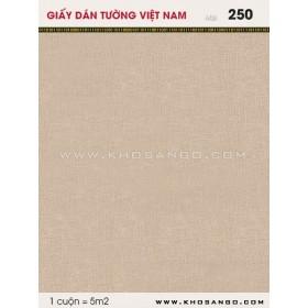 Giấy dán tường Việt Nam 250
