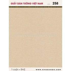 Giấy dán tường Việt Nam 258