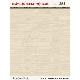 Giấy dán tường Việt Nam 261