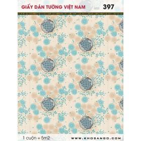 Giấy dán tường Việt Nam 397