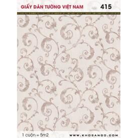 Giấy dán tường Việt Nam 415