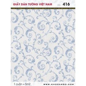 Giấy dán tường Việt Nam 416