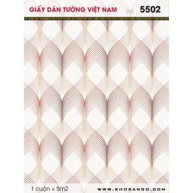 Giấy dán tường Việt Nam 5502