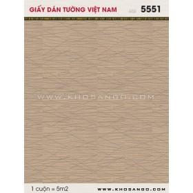 Giấy dán tường Việt Nam 5551
