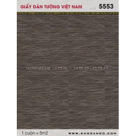 Giấy dán tường Việt Nam 5553