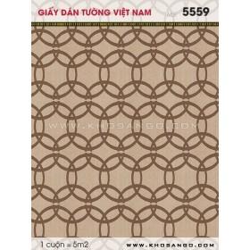 Giấy dán tường Việt Nam 5559