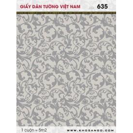 Giấy dán tường Việt Nam 635