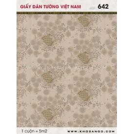 Giấy dán tường Việt Nam 642