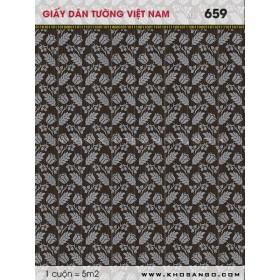 Giấy dán tường Việt Nam 659